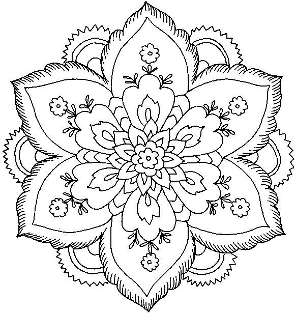coloring pages flowers printable flower coloring pages for print free world pics coloring flowers printable pages