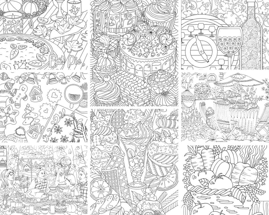 coloring pages food and drink 91 best images about coloring food and drink on food pages coloring and drink