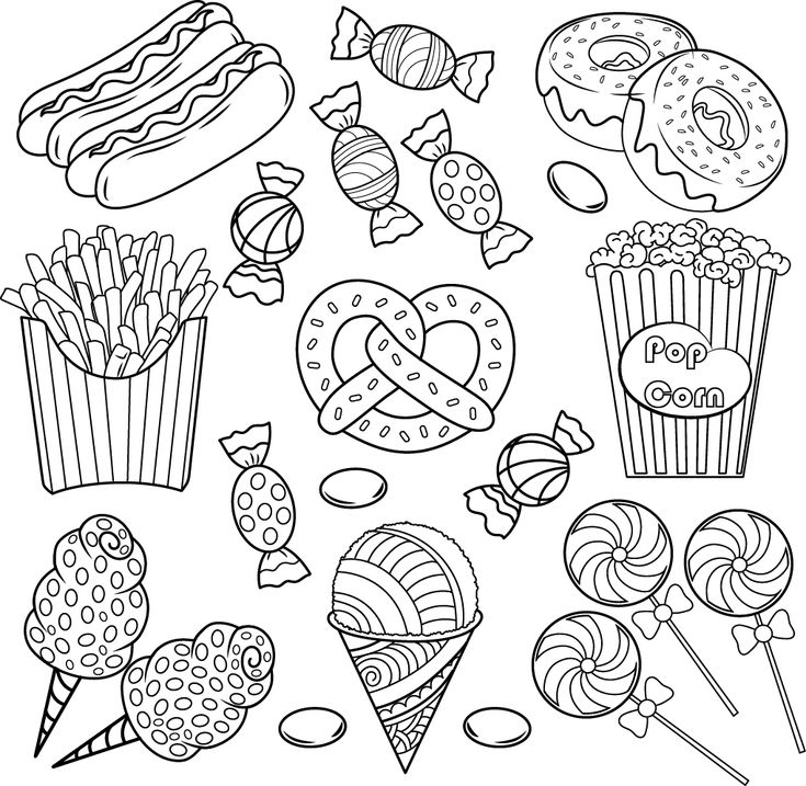 coloring pages food and drink adult drinks coloring pages kidsuki drink and food coloring pages