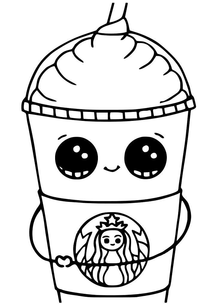 coloring pages food and drink food and drinks coloring pages page 6 drink food coloring and pages