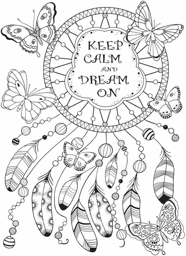 coloring pages for adults dream catchers dream catcher coloring pages for adults at getcolorings coloring pages dream adults catchers for