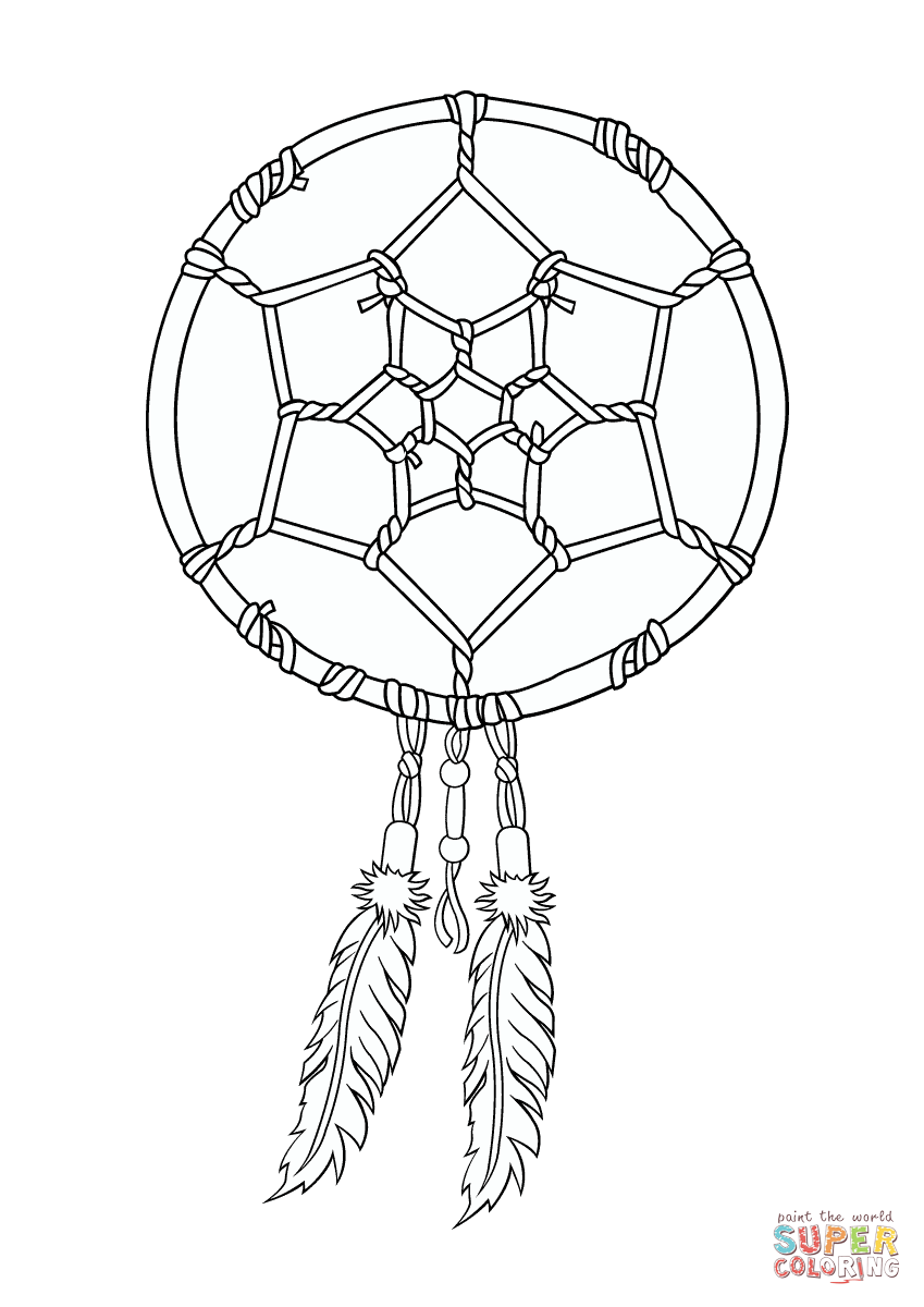coloring pages for adults dream catchers free dream catcher coloring pages for adults printable to dream adults coloring pages for catchers