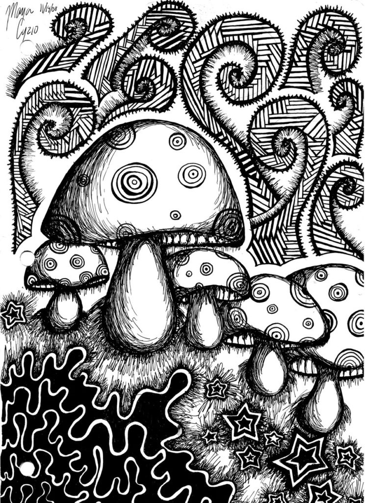 coloring pages for adults trippy 314 best trippypsychedelic coloring pages images on pages adults for coloring trippy