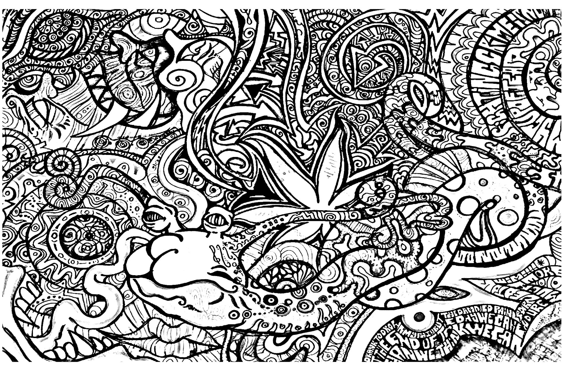 coloring pages for adults trippy coloring pages trippy coloring pages free printable pages adults for coloring trippy