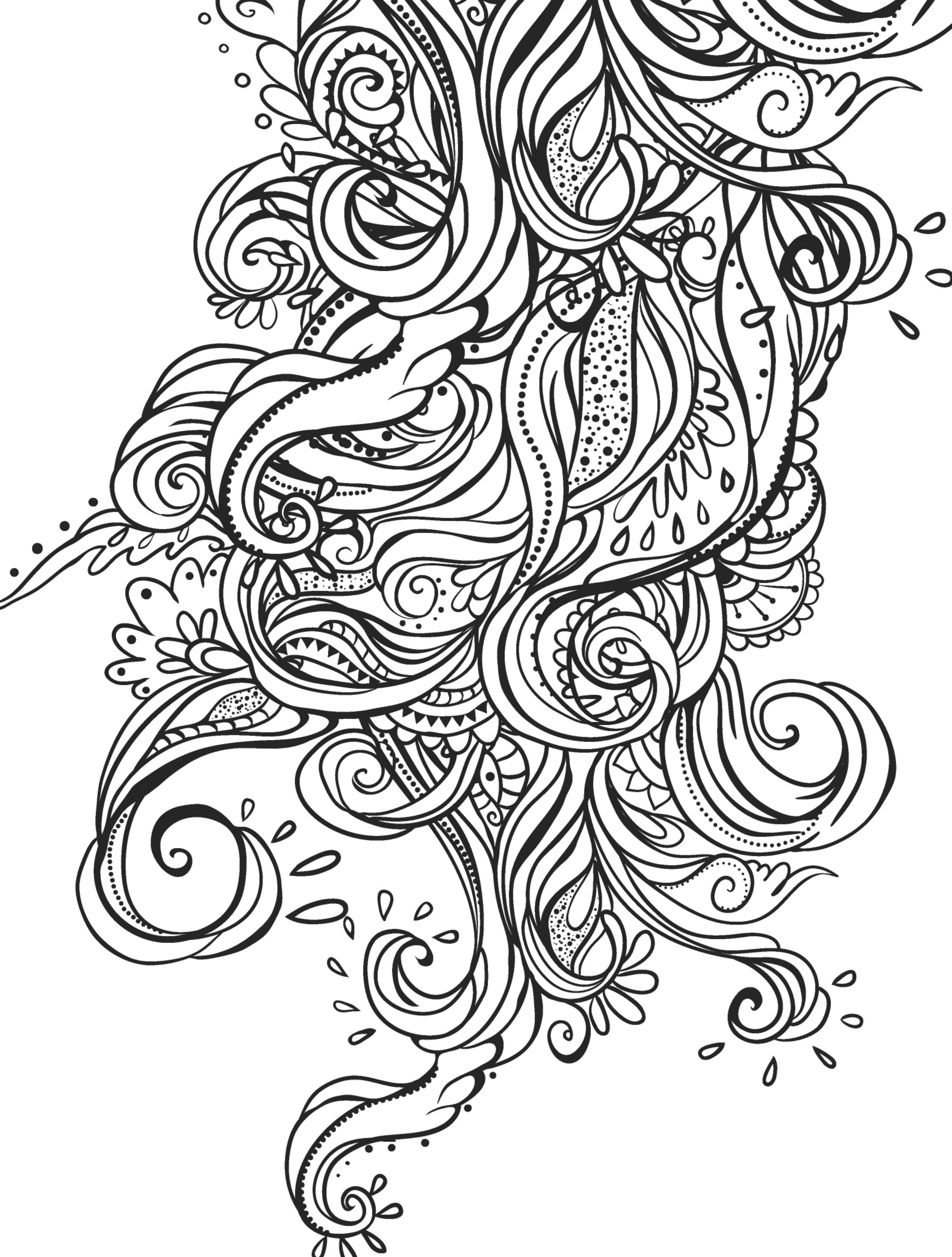 coloring pages for girls designs 20 attractive coloring pages for adults we need fun for pages coloring designs girls