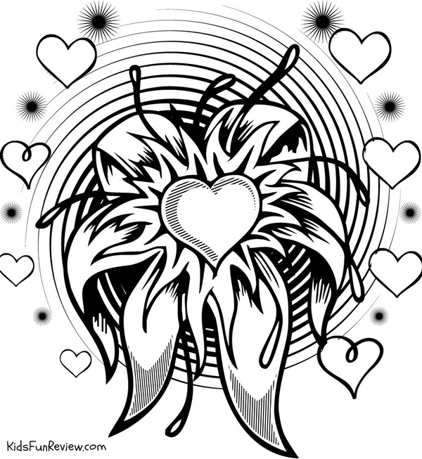 coloring pages for girls designs free full size coloring pages at getcoloringscom free designs pages girls for coloring