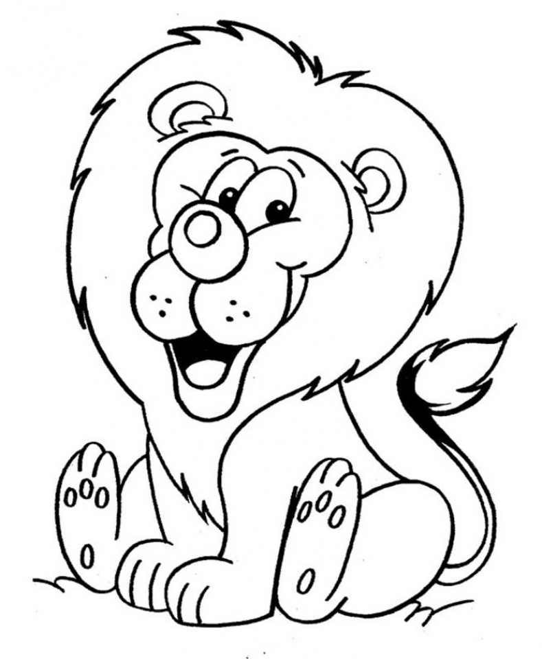 coloring pages for kids lion lion free to color for kids lion kids coloring pages kids for lion coloring pages