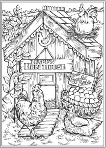 coloring pages for seniors farmcoloring stamping coloring pages seniors for