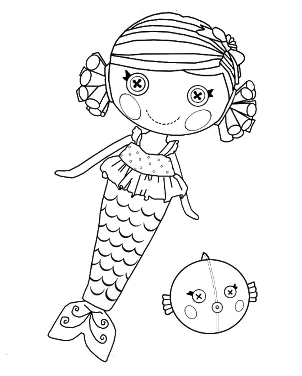 coloring pages lalaloopsy dolls lalaloopsy coloring pages for girls to print for free lalaloopsy pages coloring dolls