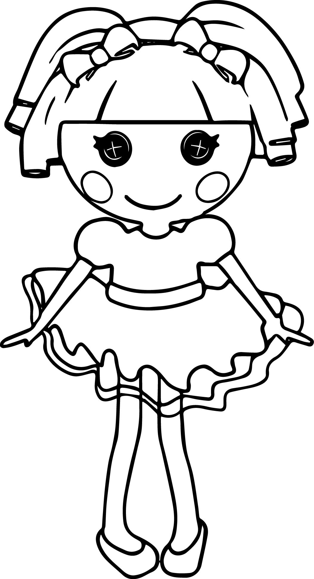 coloring pages lalaloopsy dolls the best lalaloopsy dolls coloring pages lalaloopsy pages coloring dolls