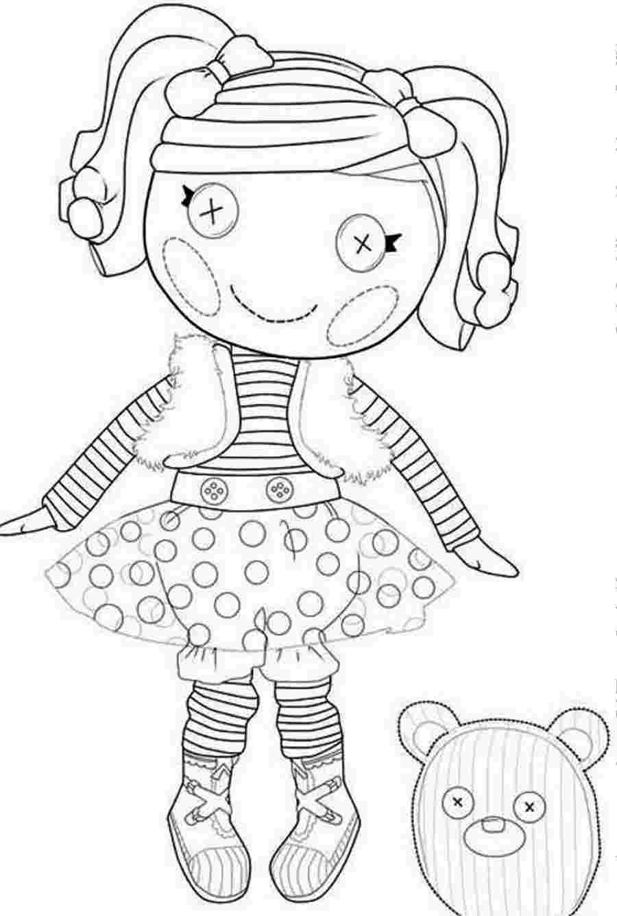 coloring pages lalaloopsy dolls the best lalaloopsy dolls coloring pages pages lalaloopsy coloring dolls
