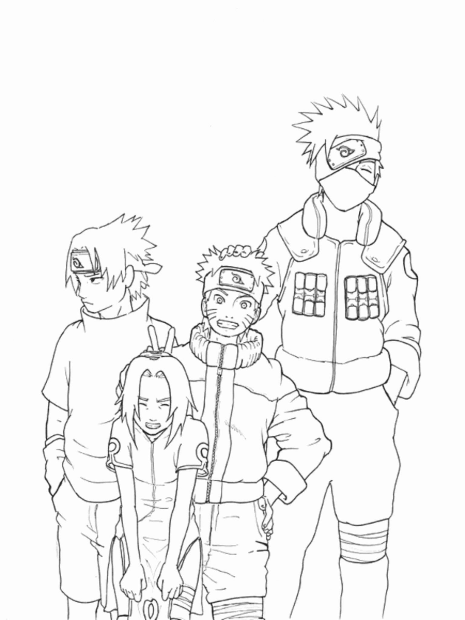 coloring pages naruto printable naruto coloring pages to get your kids occupied pages coloring naruto
