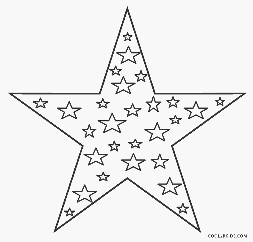 coloring pages of a star 60 star coloring pages customize and print ad free pdf pages of a star coloring
