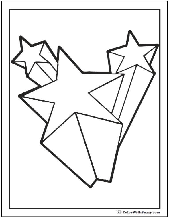 coloring pages of a star 60 star coloring pages customize and print pdf a coloring star of pages