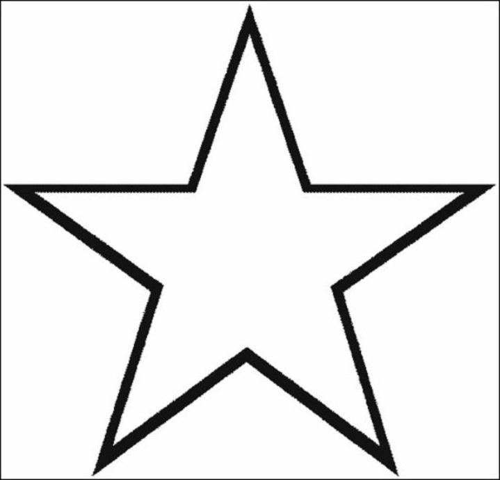coloring pages of a star star coloring pages for childrens printable for free pages star coloring a of