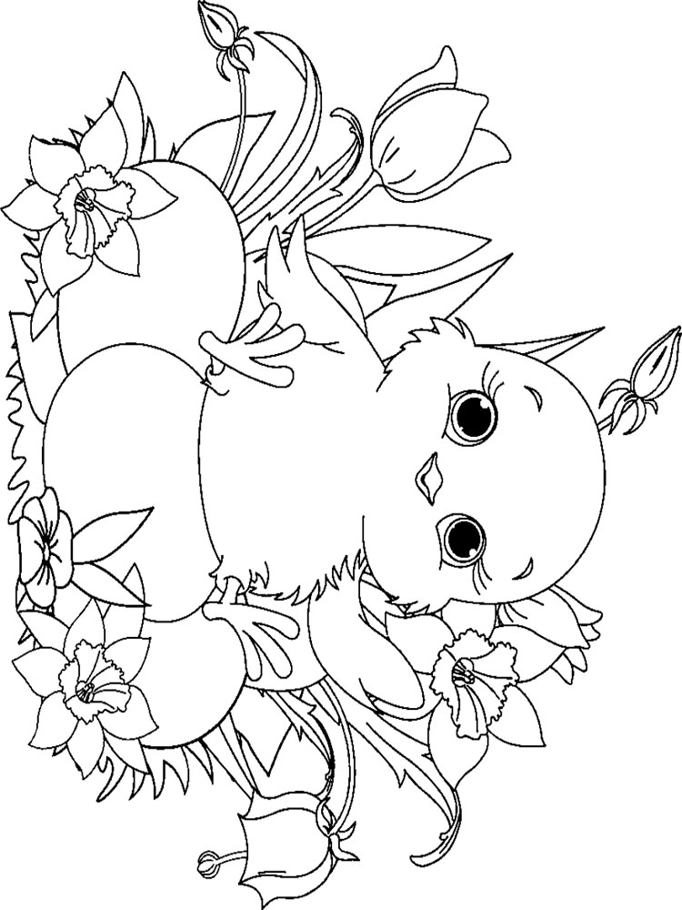 coloring pages of baby chicks adorable chick hatching coloring pages best place to color of pages chicks baby coloring