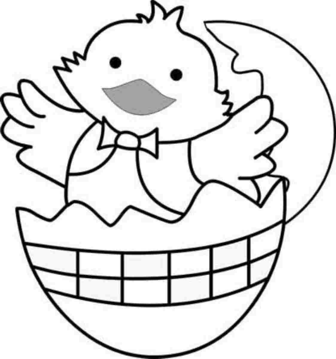 coloring pages of baby chicks baby chick coloring pages coloring pages for kids chicks pages of baby coloring