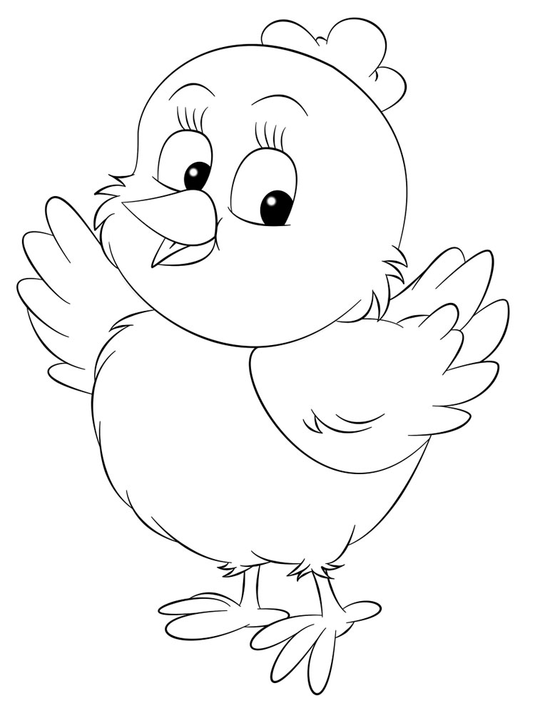 coloring pages of baby chicks baby chick coloring pages download and print baby chick chicks coloring of pages baby
