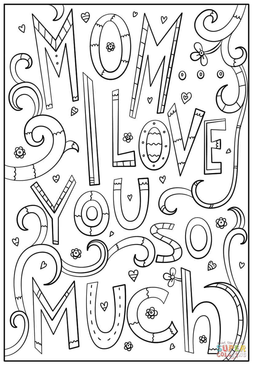 coloring pages of i love you coloring printable images gallery category page 4 love pages i you of coloring