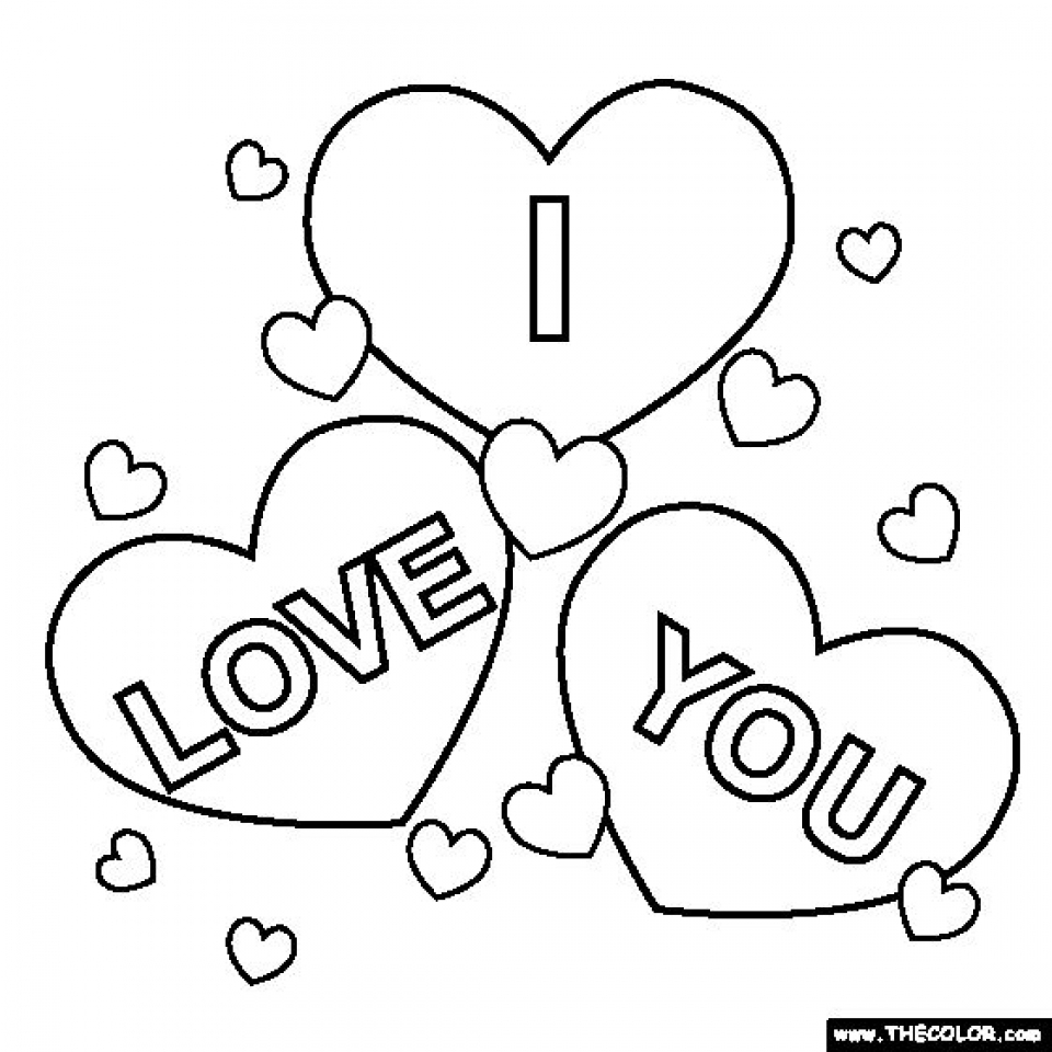coloring pages of i love you i love you coloring page crayolacom of pages coloring love you i