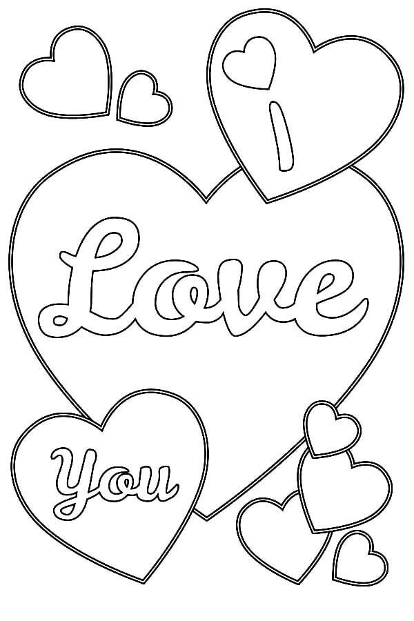 coloring pages of i love you i love you coloring pages of love coloring i pages you