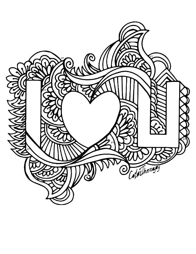 coloring pages of i love you mom i love you so much coloring page free printable you coloring love i pages of