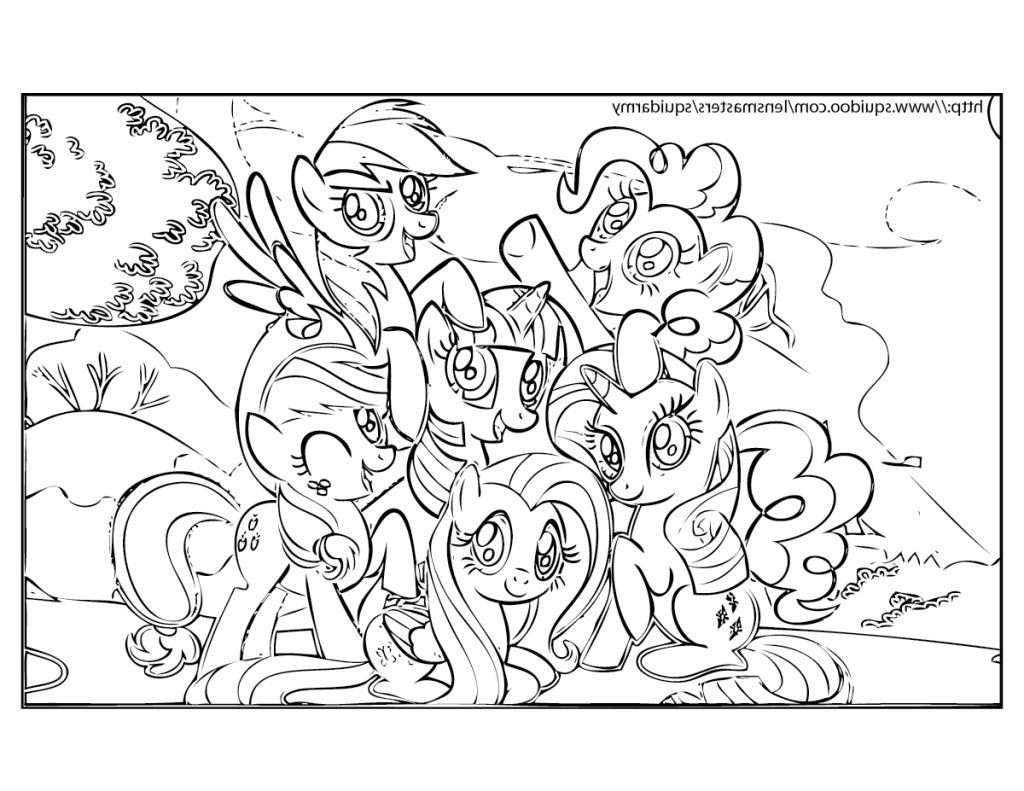 coloring pages of my little pony friendship is magic coloring pages my little pony friendship is magic pages little magic is of my pony coloring friendship