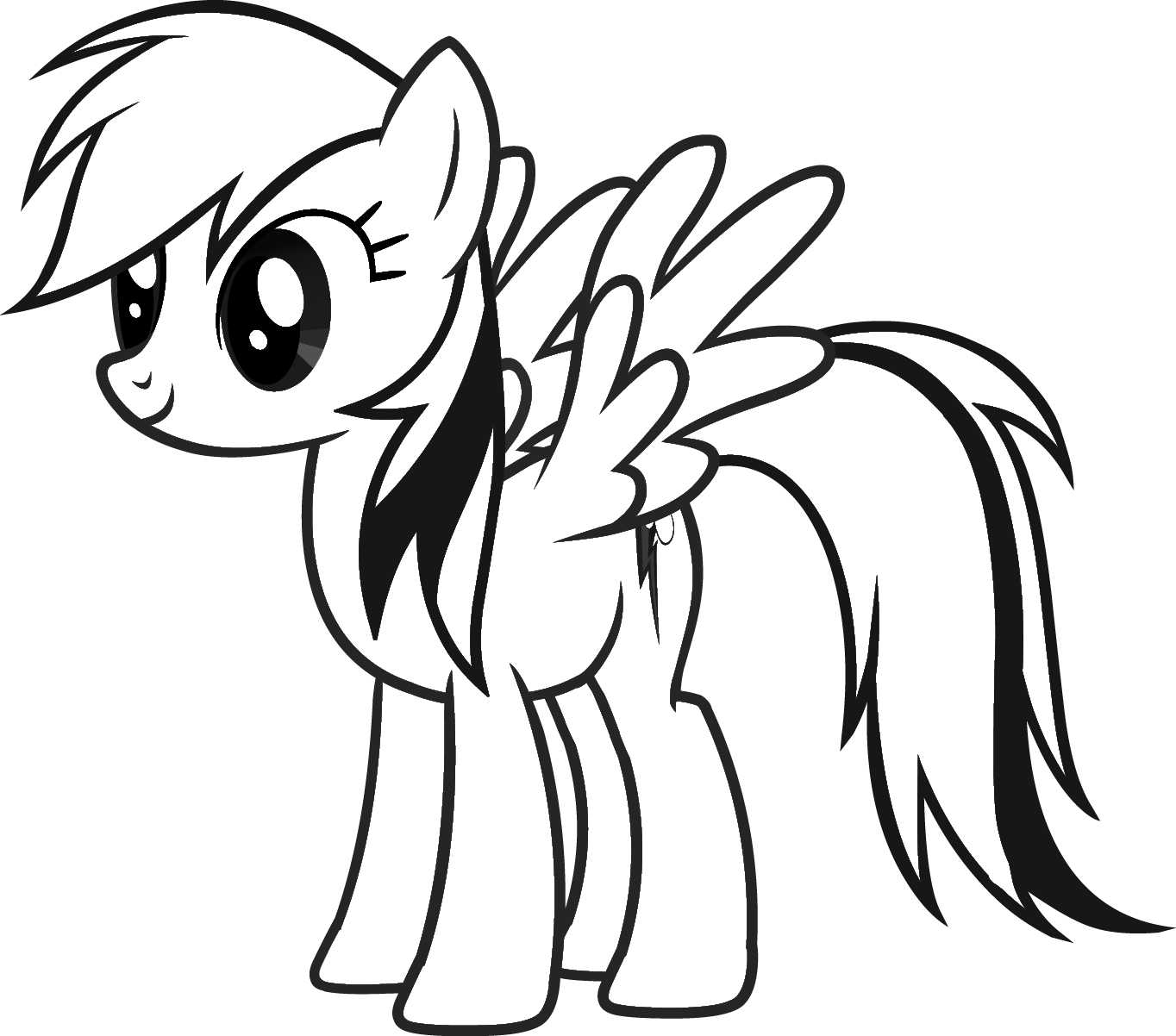 coloring pages of my little pony friendship is magic hasbro and shout kids roundup my little pony coloring page of my magic pony coloring little pages friendship is