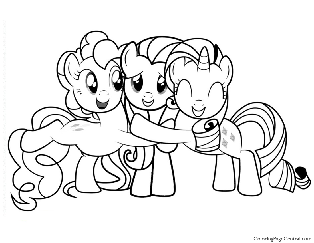 coloring pages of my little pony friendship is magic my little pony friendship is magic 02 coloring page little my friendship coloring is magic pony pages of