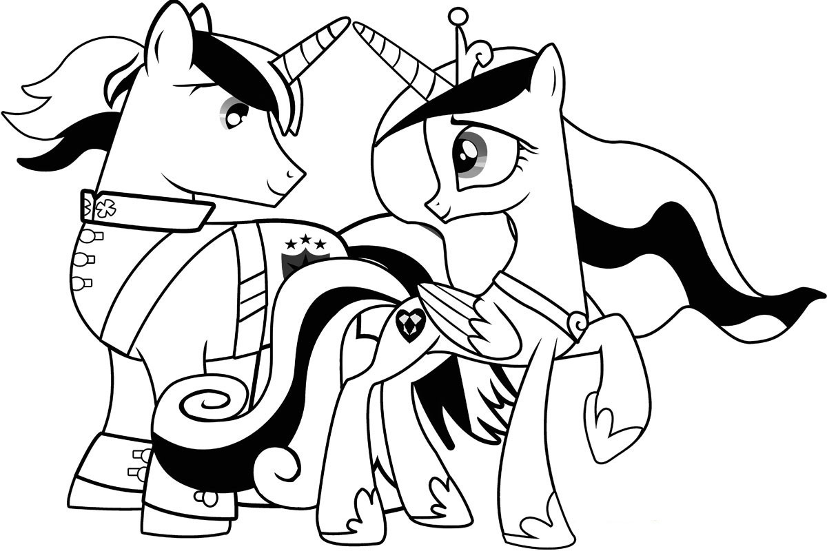 coloring pages of my little pony friendship is magic my little pony friendship is magic 03 coloring page pony friendship my is of coloring magic little pages