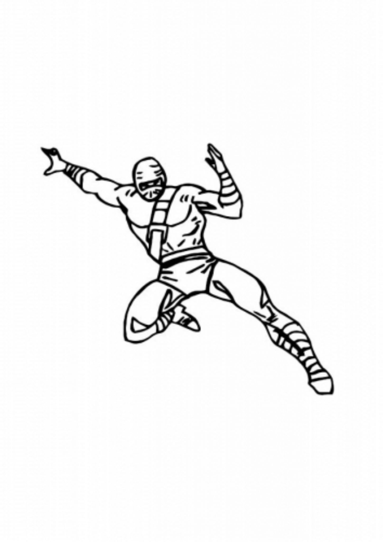 coloring pages of ninjas ninja coloring pages ninjas of coloring pages