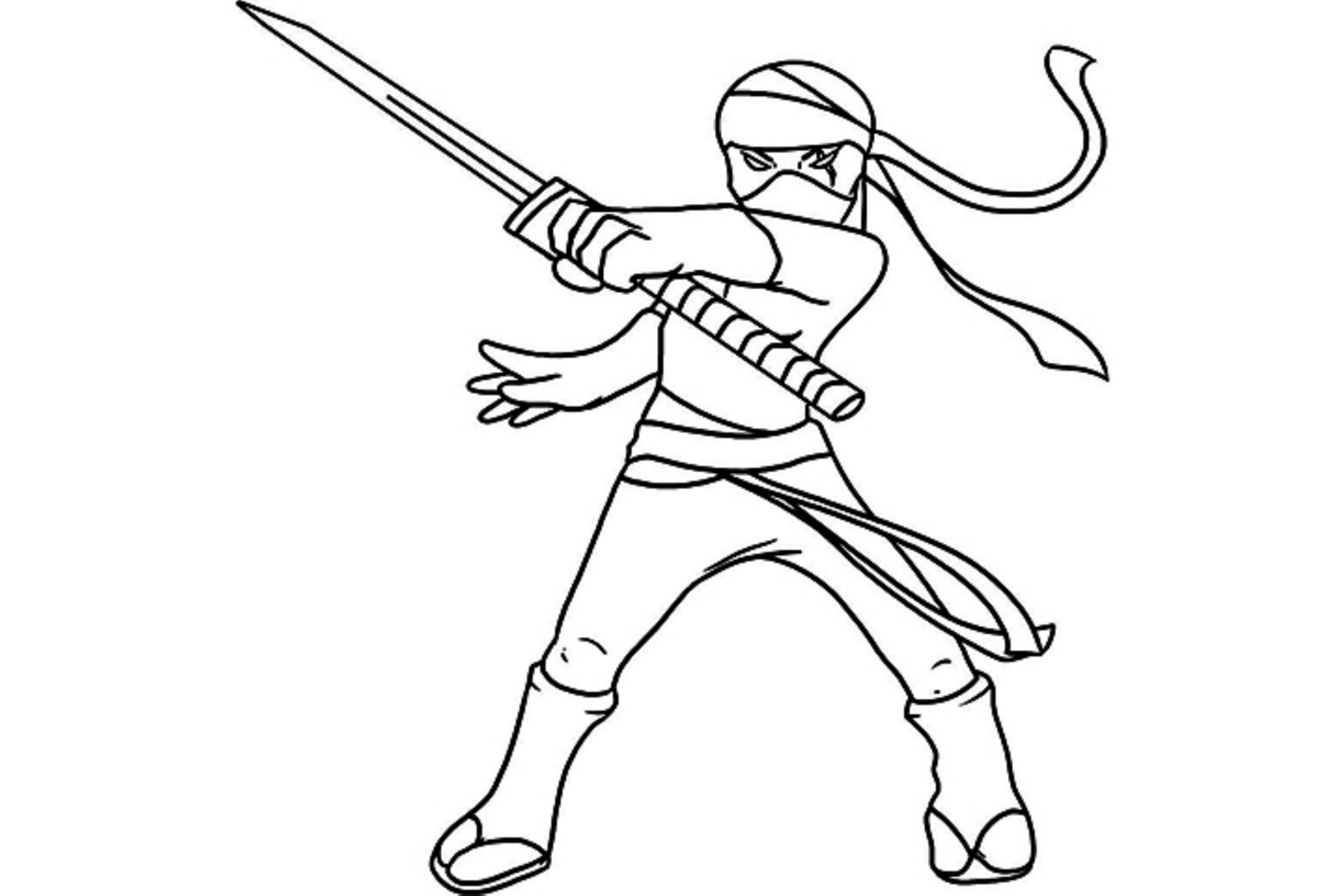coloring pages of ninjas ninja coloring pages to download and print for free of pages ninjas coloring 1 1