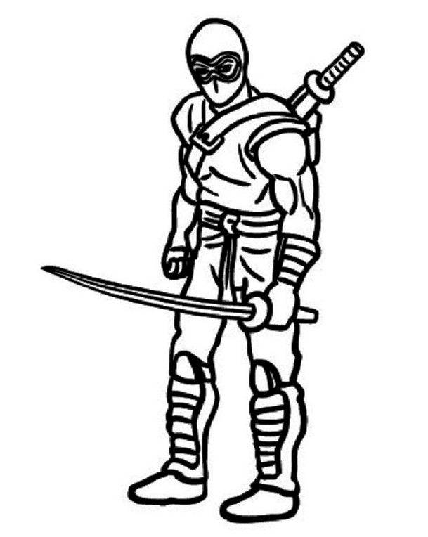 coloring pages of ninjas print download the attractive ninja coloring pages for pages of ninjas coloring