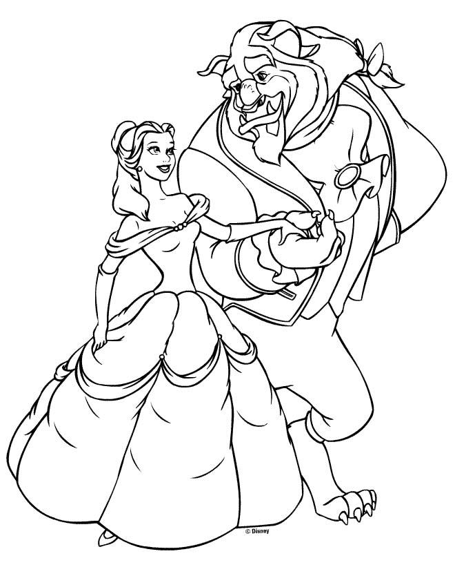 coloring pages of princess belle belle coloring page belle coloring pages disney pages belle princess of coloring