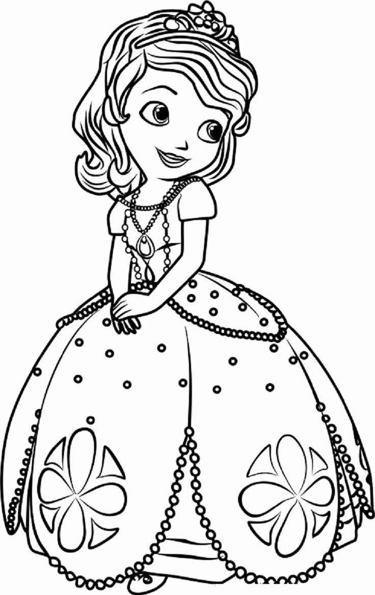 coloring pages of princess sofia princess sofia curtseying coloring page free printable coloring sofia pages of princess