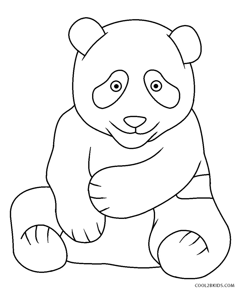 coloring pages panda free printable panda coloring pages for kids animal place coloring panda pages
