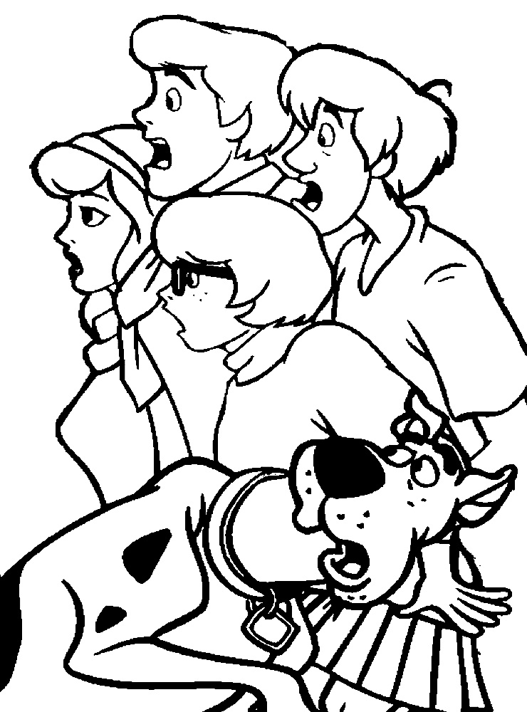 coloring pages scooby doo scooby doo wallpapers and coloring pages coloring pages scooby doo