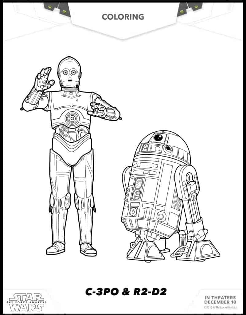 coloring pages star wars 8 free star wars the force awakens coloring sheets wars coloring star pages