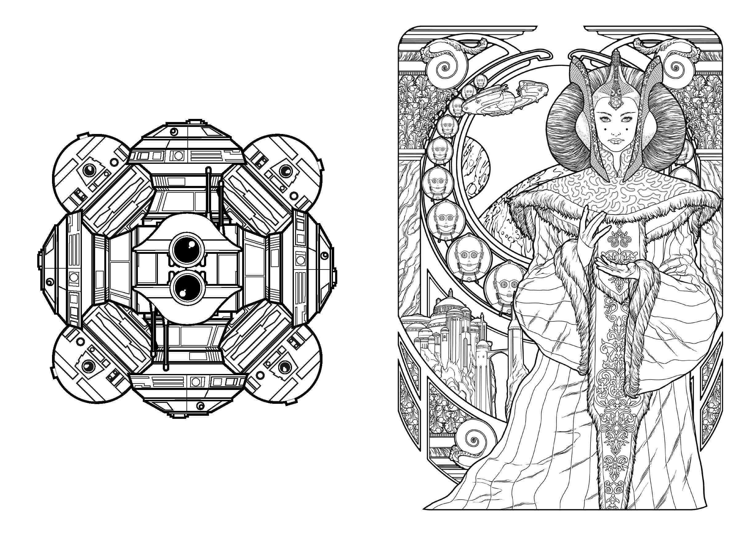 coloring pages star wars fashionably nerdy family star wars day may the fourth wars pages coloring star
