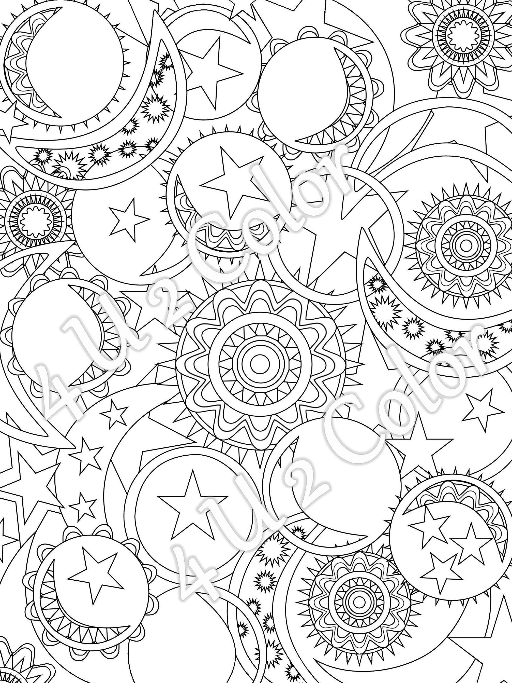 coloring pages sun and moon sun moon and stars coloring page at getcoloringscom and coloring moon sun pages