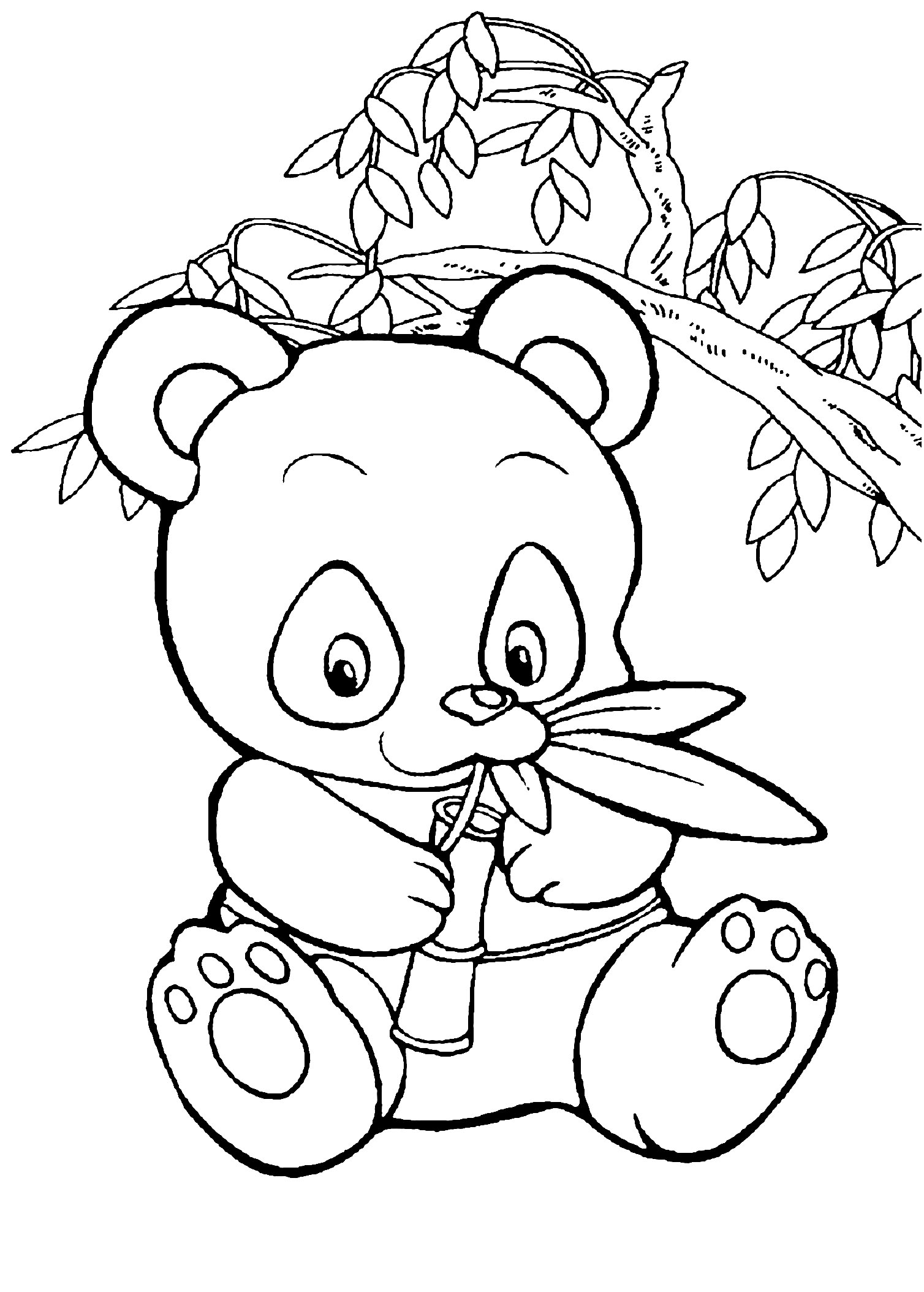 coloring panda picture pandas to color for kids pandas kids coloring pages coloring picture panda