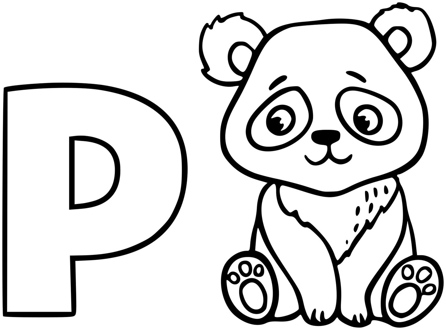 coloring panda picture pandas to download for free pandas kids coloring pages picture coloring panda