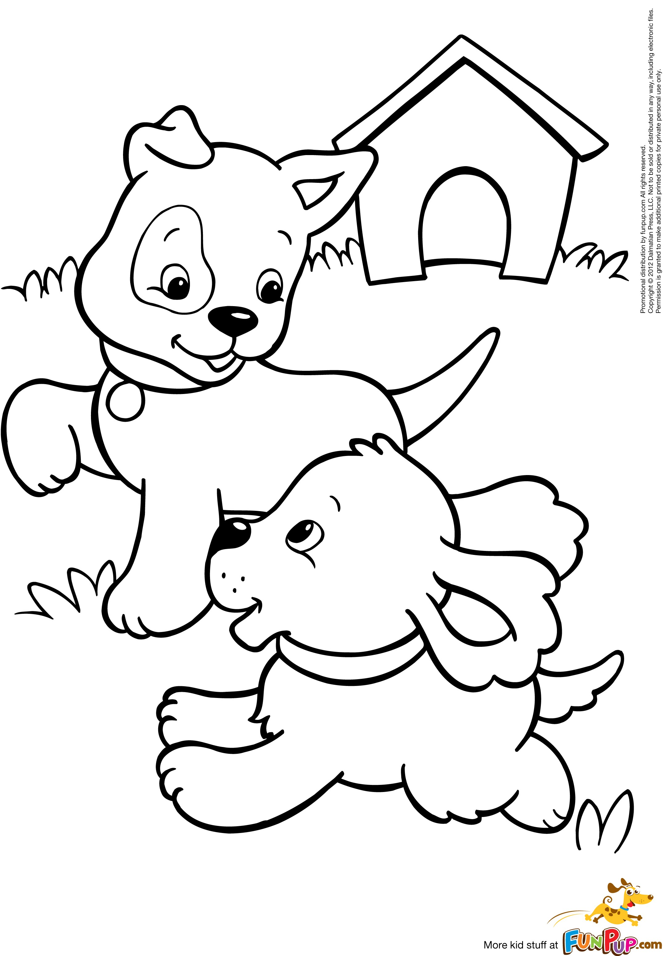 coloring pic of dog dog coloring pages for kids preschool and kindergarten pic coloring of dog