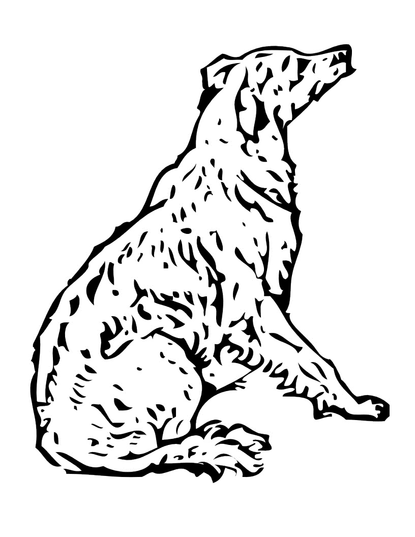 coloring pic of dog dogs online coloring pages page 1 dog of coloring pic