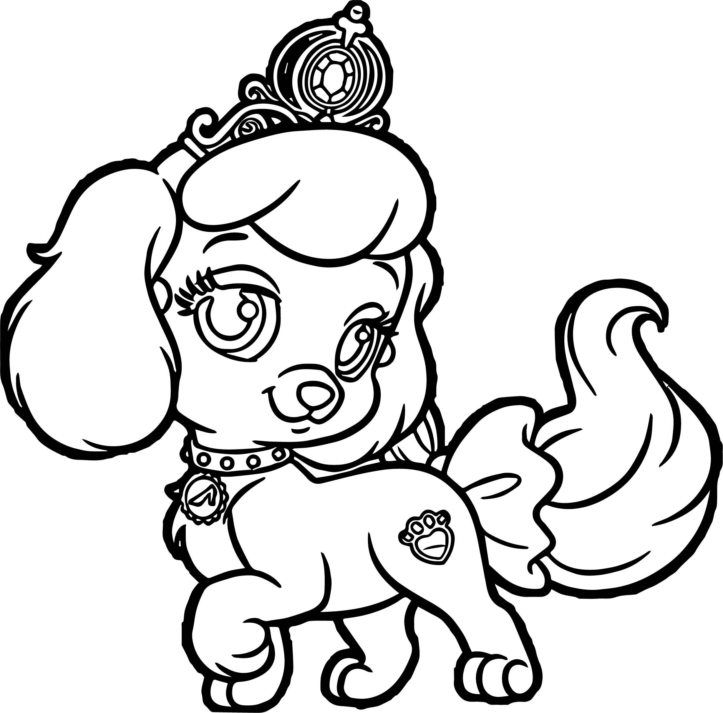 coloring picture dog puppy dog pals coloring pages to download and print for free coloring picture dog