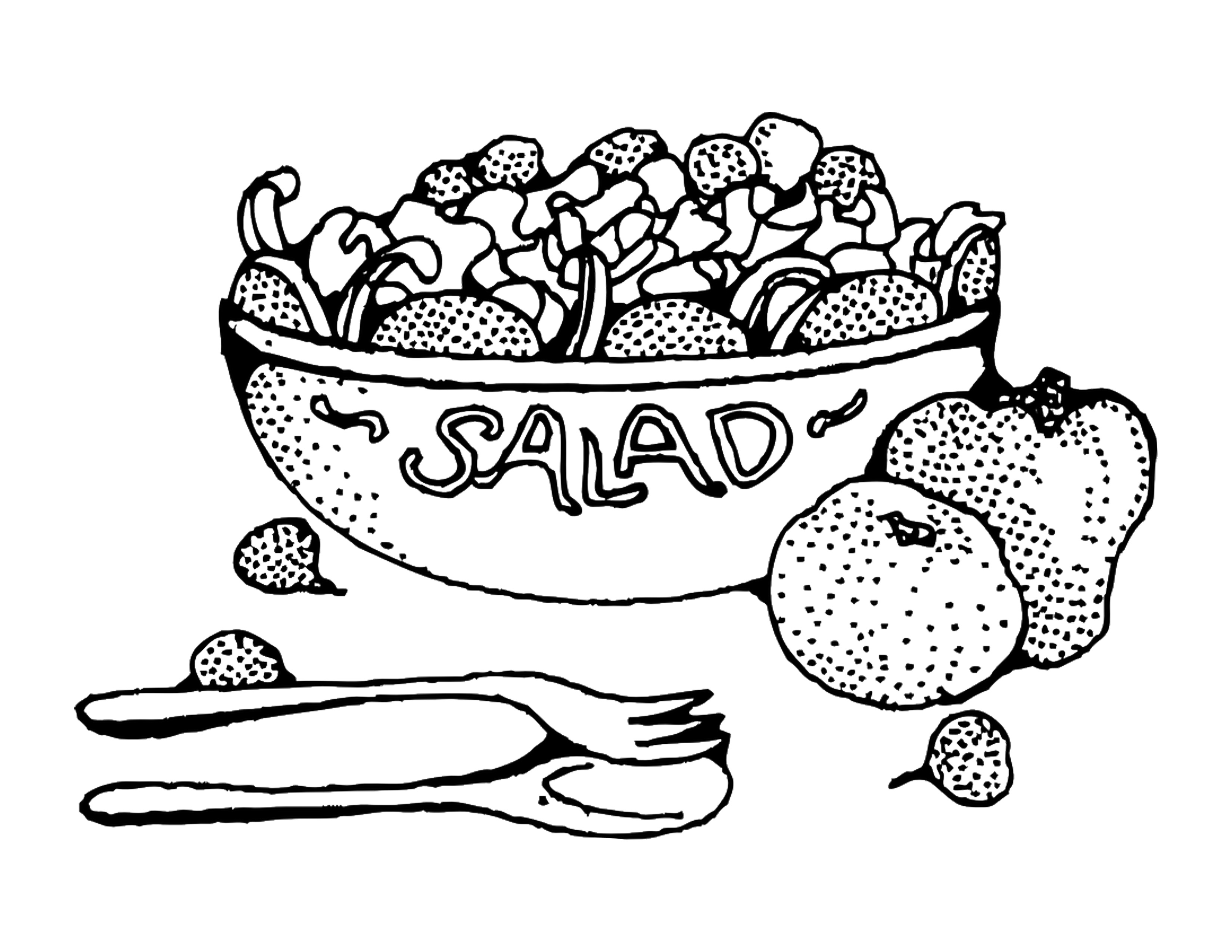 coloring picture food free printable food coloring pages for kids cool2bkids picture coloring food