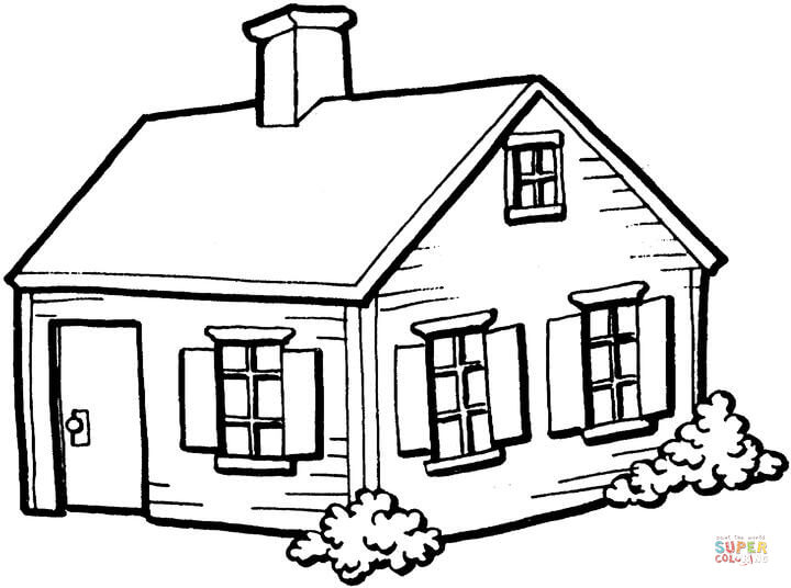 coloring picture house 25 free printable haunted house coloring pages for kids coloring picture house