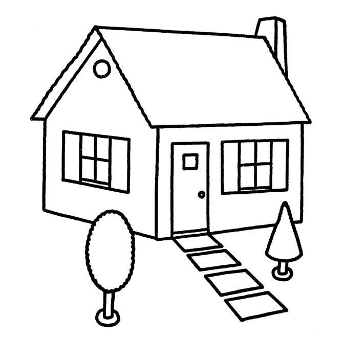 coloring picture house colour drawing free wallpaper big house coloring drawing picture house coloring