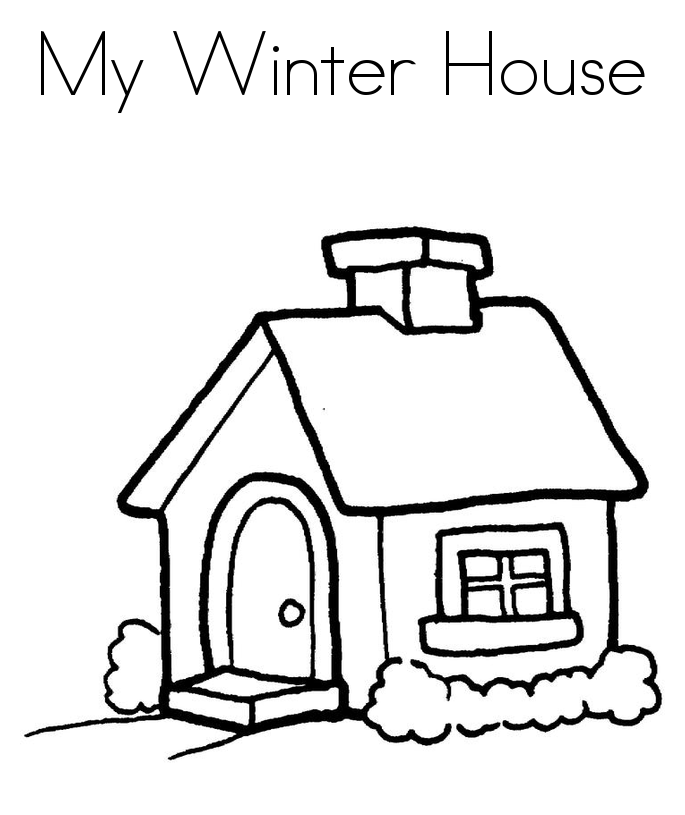 coloring picture house house coloring page twisty noodle coloring house picture