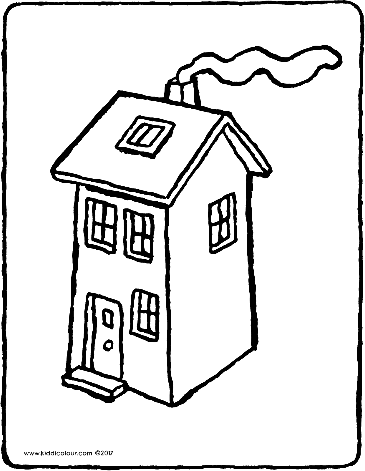 coloring picture house house coloring pages getcoloringpagescom picture coloring house